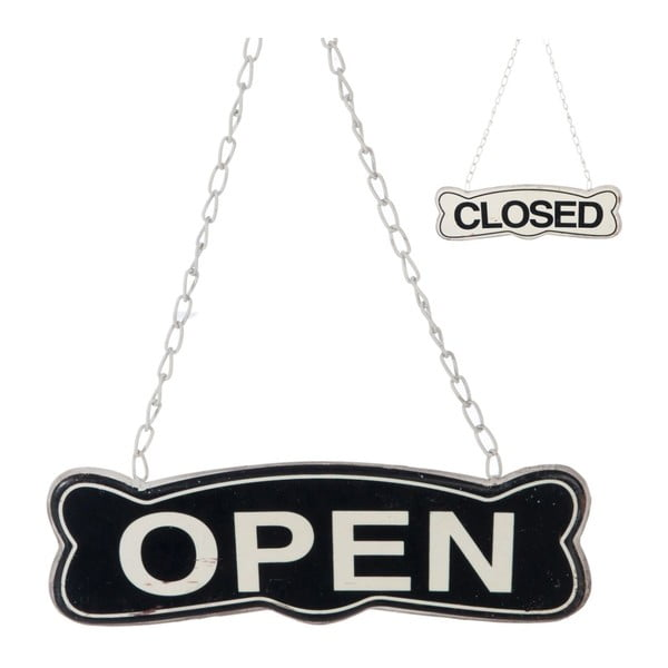 Tabliczka Open/Closed