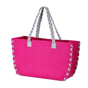 Filcowa torba, różowa