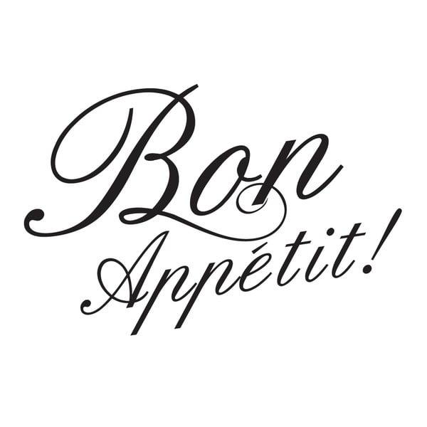 Naklejka MaDéco Bon Appetit!