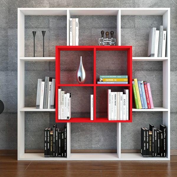 Biblioteczka Minar Leef Red