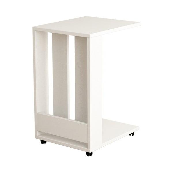 Biały stolik Edi