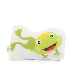 Poduszka bawełniana Mr. Fox Happy Frogs, 40 x 30 cm