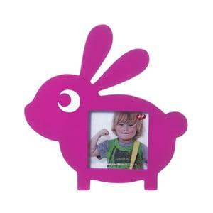 Ramka na zdjęcia Robbie the Rabbit Pink
