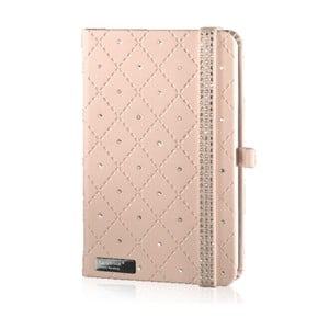 Notes Diamond Beige, A6
