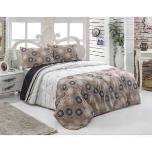 Narzuta pikowana na łóżko dwuosobowe Rose, 195x215 cm
