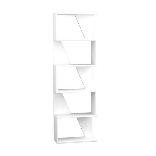 Biblioteczka Frame 168x54 cm White