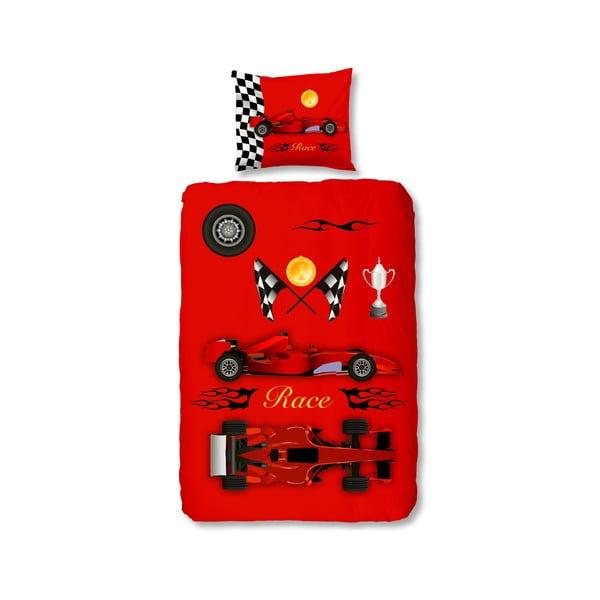 Pościel Formule 1 Red, 140x200 cm