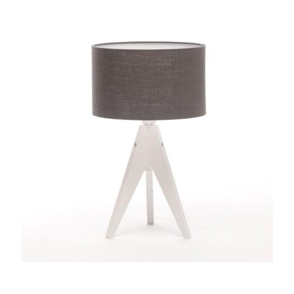 Lampa stołowa Artist Classic Birch White/Anthrazite