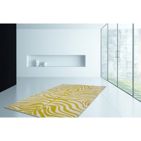 Dywan Kayoom Fusion 830 Yellow, 120x170 cm