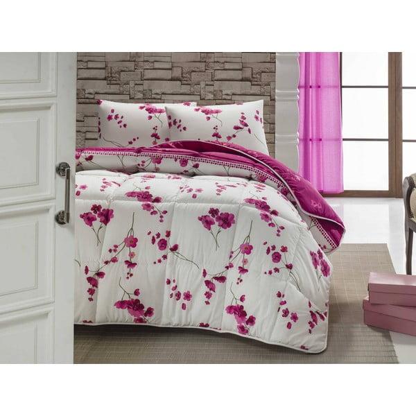 Narzuta pikowana na łóżko dwuosobowe Piet, 195x215 cm
