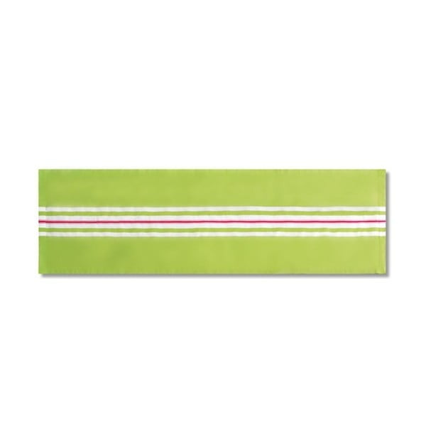 Bieżnik na stół, Green Stripes