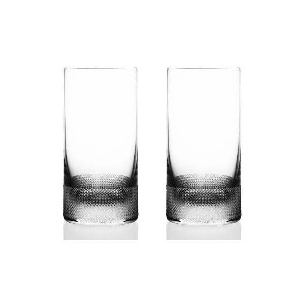 Zestaw 2 szklanek - František Vízner, 400 ml