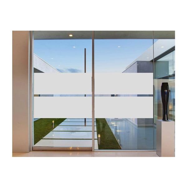 Wodoodporny pas samoprzylepny na szklane drzwi Ambiance, 100x55 cm