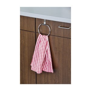Uchwyt na ścierkę kuchenną Wenko Door Towel