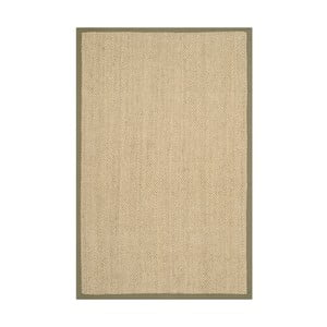 Dywan sizalowy Alessio, 91x152 cm