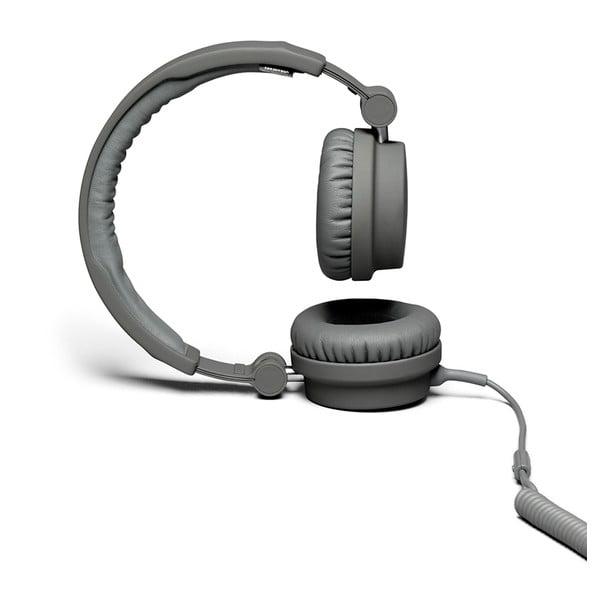 Słuchawki Zinken Dark Grey, dwie wtyczki