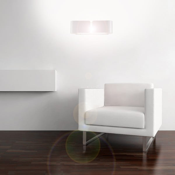 Kinkiet Evergreen Lights White Parete