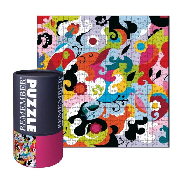 Puzzle Remember Botanica, 500 szt.
