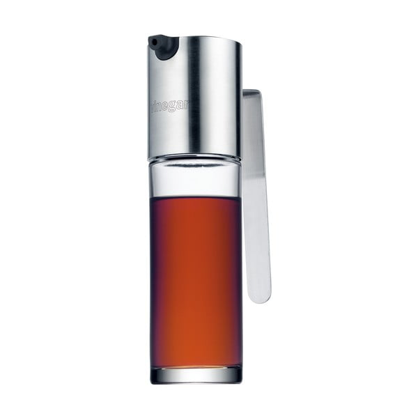 Nierdzewna butelka na ocet WMF Cromargan® Basic, 120 ml