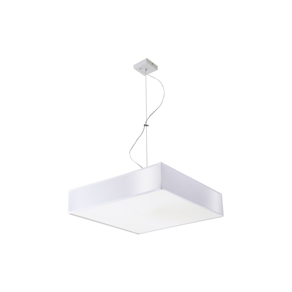 Biała lampa wisząca Nice Lamps Mitra 45
