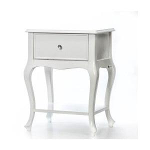 Szafka Purl White, 44x33x60 cm