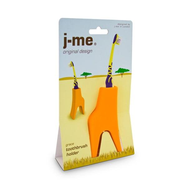 Stojak na sztoczeczkę do zębów J-Me Giraffe Grace