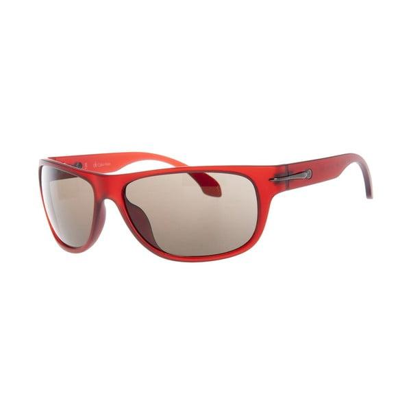 Męskie okulary przeciwsłoneczne Calvin Klein 046 Red