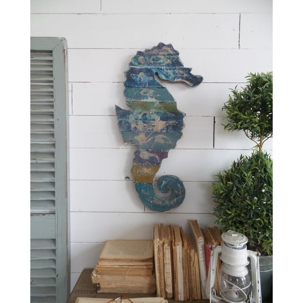 Dekoracja ścienna Seahorse