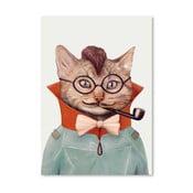 "Plakat ""Eclectic Cat"", 30x42 cm"