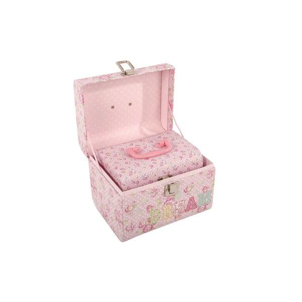 Zestaw 2 szkatułek na biżuterię Dream and Love