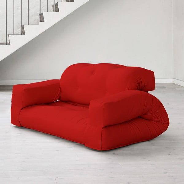 Sofa rozkładana Karup Hippo Red