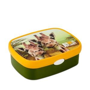 Dziecięcy pojemnik śniadaniowy Rosti Mepal Animal Planet