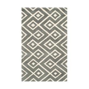 Wełniany dywan Sloane, 60x91 cm
