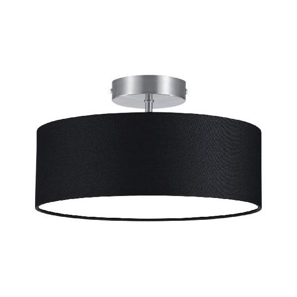 Czarna lampa sufitowa Serie