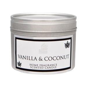 Świeczka zapachowa Spring Couture  20 godzin palenia, aromat wanilii i kokosu