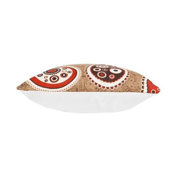Poszewka na poduszkę z wypełnieniem Etnic V51, 45x45 cm
