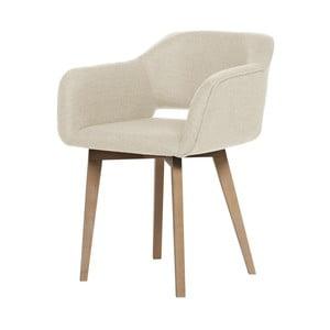 Kremowe krzesło My Pop Design Oldenburg