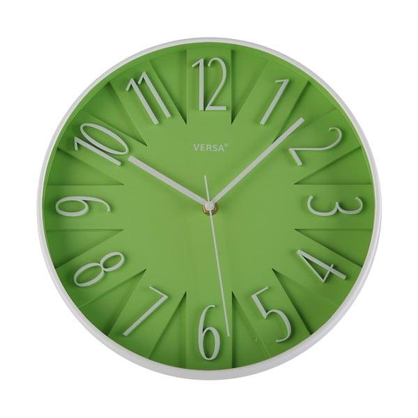 Zegar Versa Lime, 30 cm