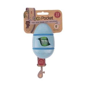 Etui na woreczki na odchody Beco Pocket, niebieskie