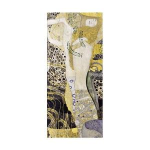 Reprodukcja obrazu Gustava Klimta - Water Horses, 90x40 cm