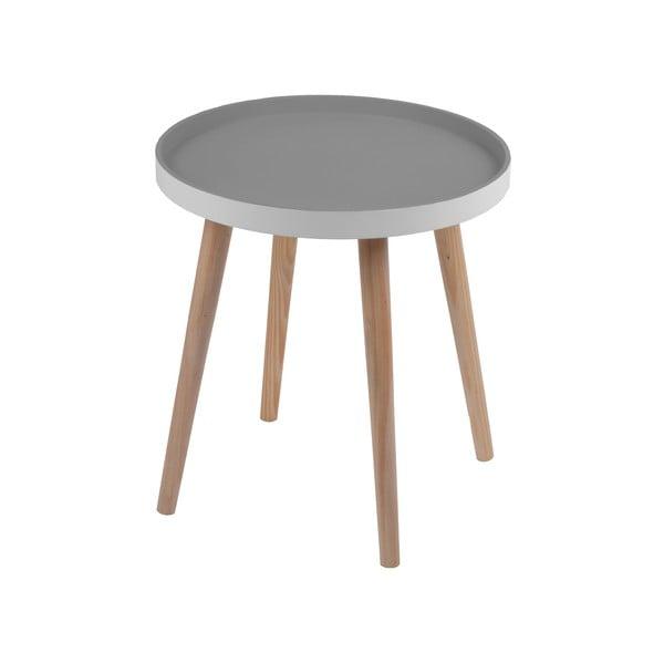 Stolik Simple Table 48 cm, szary