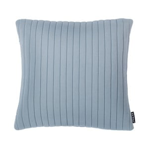 Niebieska poduszka ZicZac Comrad, 45x45 cm