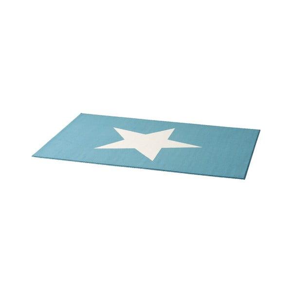 Jasnoniebieski dywan dziecięcy Hanse Home Star, 140x200cm