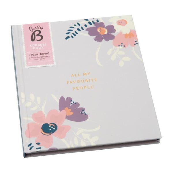 Książka   adresowa Busy B Spring