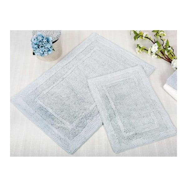 Ciemnoniebieski dywanik łazienkowy Irya Home Superior, 70x110 cm