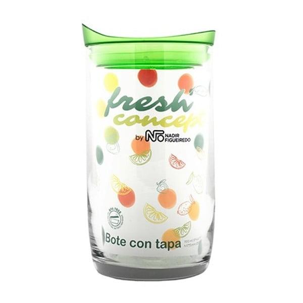 Pojemnik szklany Bergner Fresh, 0,7l