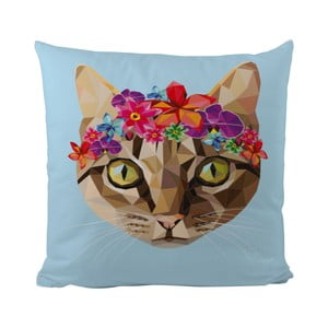 Poduszka Butter Kings Cat With Flowers