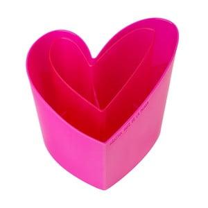 Ociekacz na sztućce Vigar Wash Pink