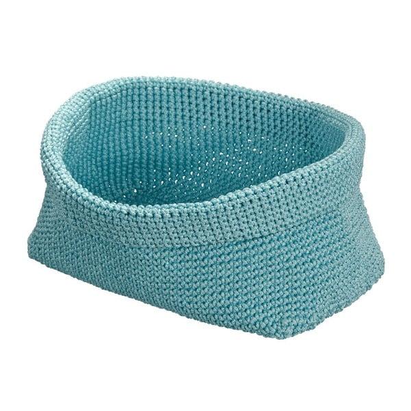 Niebieski koszyk Wenko Malia