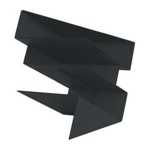 Stojak na gazety Origami Anthracite